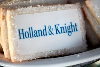 Holland & Knight opening party